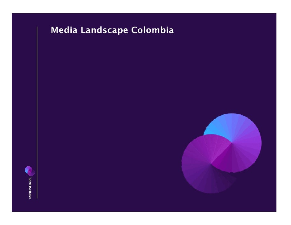 Media Landscape Colombia