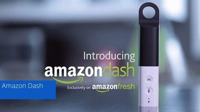 Tweet me: @rhymo 32 Amazon Dash