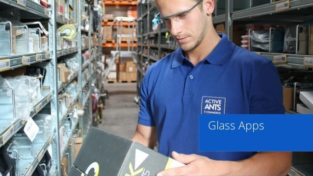 G L A S S E F F E C T Tweet me: @rhymo 8 Glass Apps