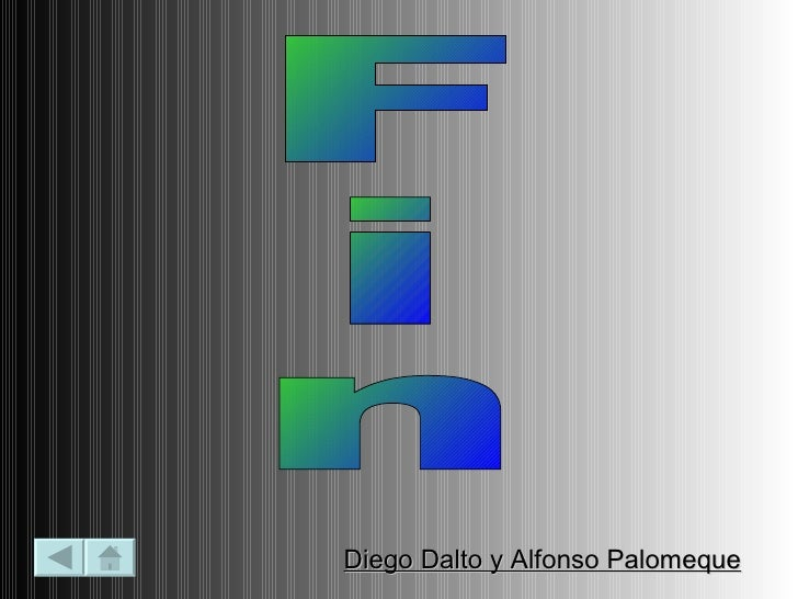 Fin Diego Dalto y Alfonso Palomeque
