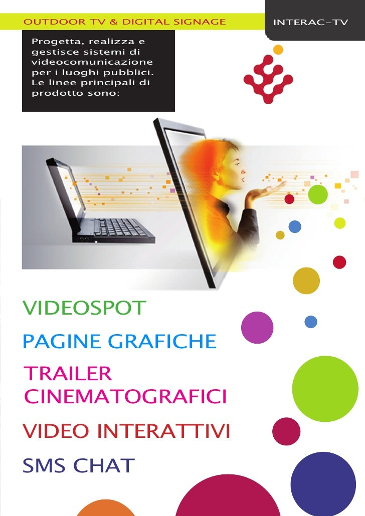 Digital signage and outdoor tv sms advertising sito aziendale - Tv und mediamobel ...