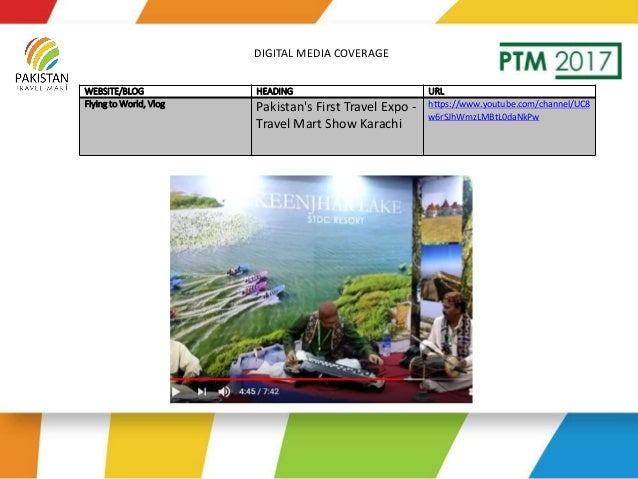 Media monitoring report