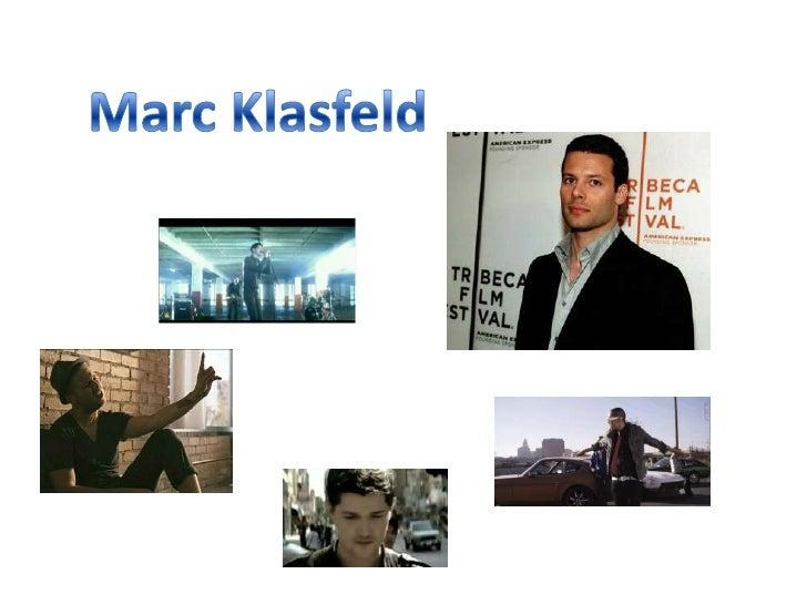 Marc Klasfeld<br />