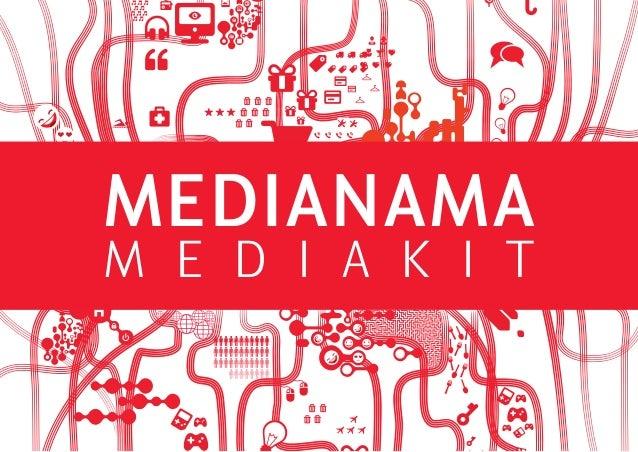 MEDIANAMA  M E D I A K I T