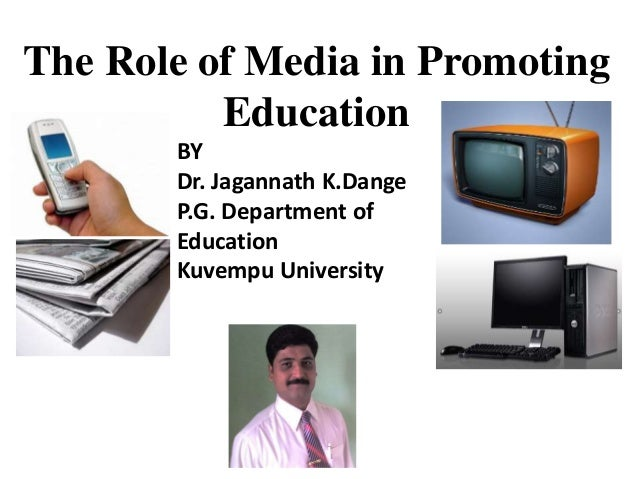 the role of the media as