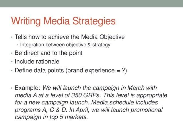 social media strategy presentation