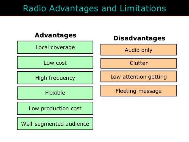 advantages and disadvantages of traditional media