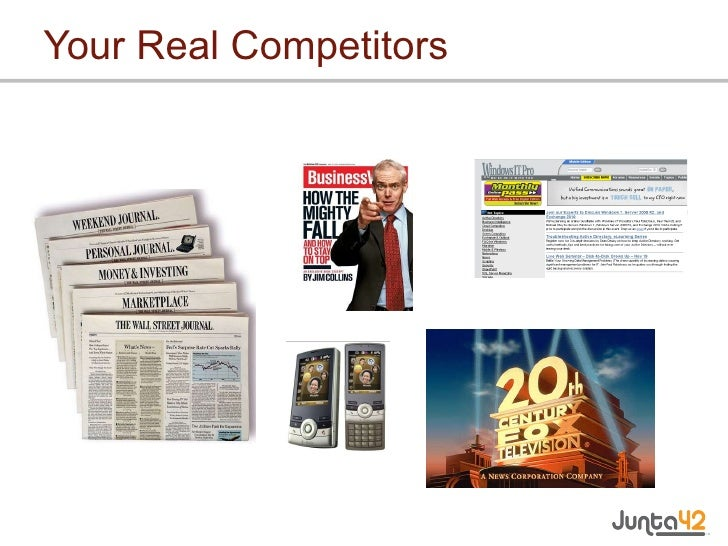Your Real Competitors