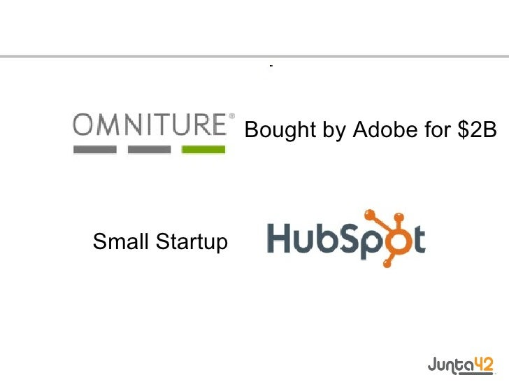 Bought by Adobe for $2B Small Startup