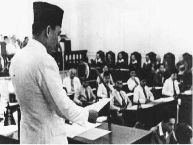 BPUPKI memiliki masa reses (istirahat). Pada masa itu belum ada kesepakatan untuk perumusan dasar Negara sehingga dibentuk...