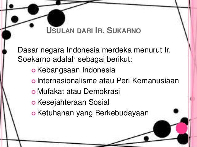 Pada tanggal 17 Agustus 1945, bangsa Indonesia memproklamasikan kemerdekaannya ke seluruh dunia. Keesokan harinya, tanggal...