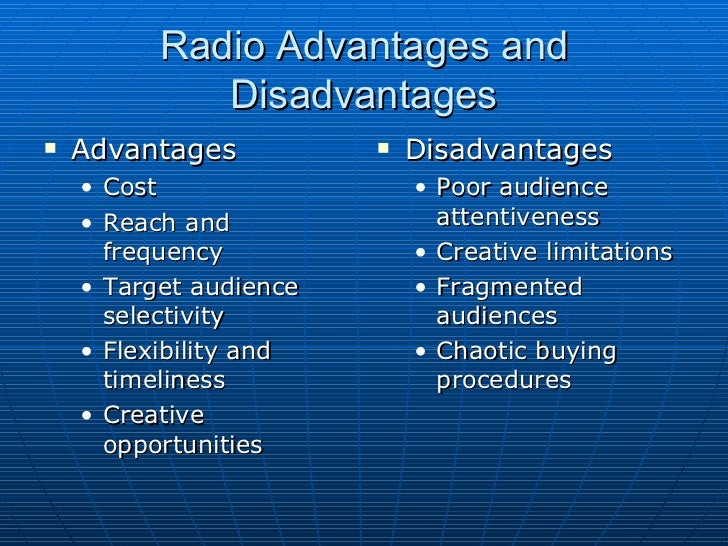The Advantages & Disadvantages of Advertising on the Internet