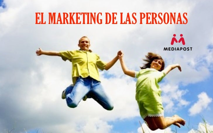 EL MARKETING DE LAS PERSONAS