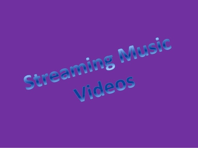 Streaming videos is content sent in compressed form over the Internet and displayed by the viewer in real time. With strea...