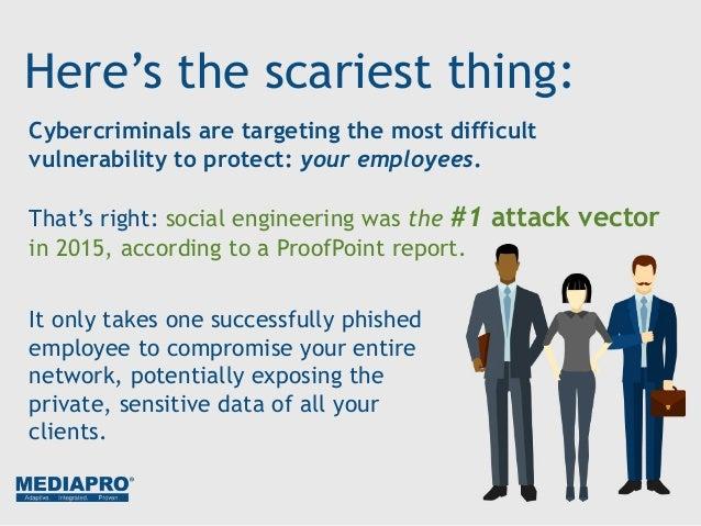 The Case for Role-Based Employee Awareness Training [MediaPro] Slide 3