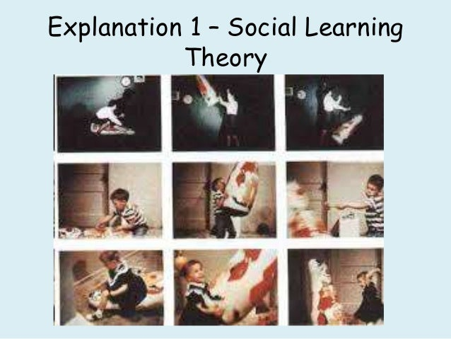 Essays social learning theory of albert bandura