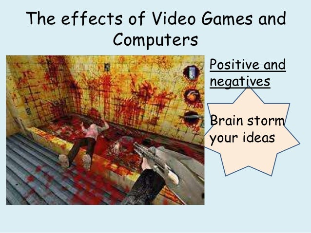 essay on playing video game This example cause and effect essay presents  and they are urging the children to not spend so much time playing video games many new video game.