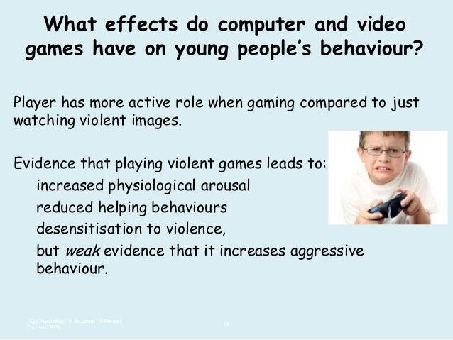 Observational Learning And Media Violence Essays - image 8