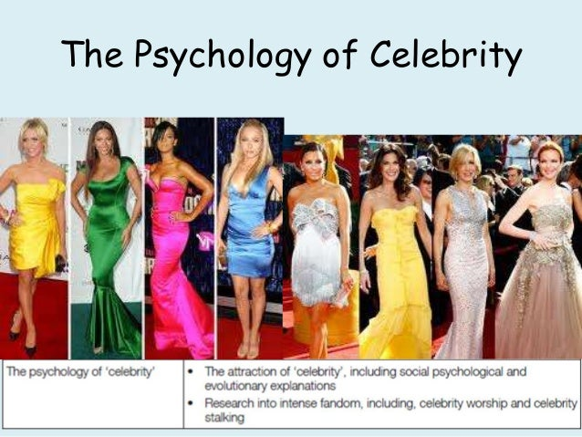 The Psychology of Celebrity Worship - Psych Central