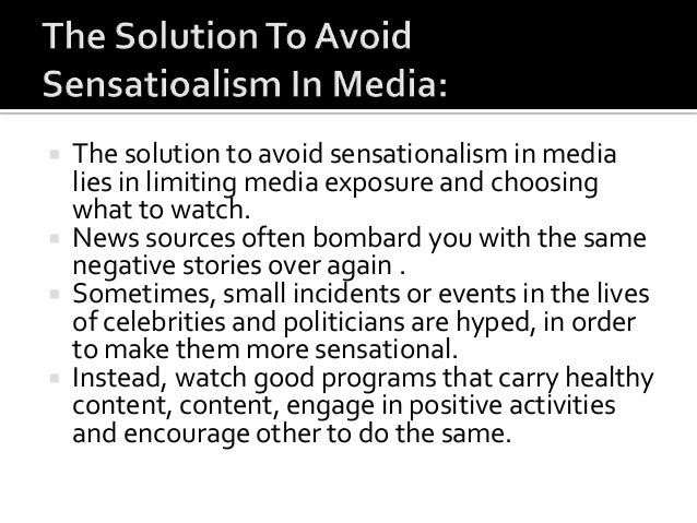 Read All About It! Sensationalism in F451 (Day 1 of 2)