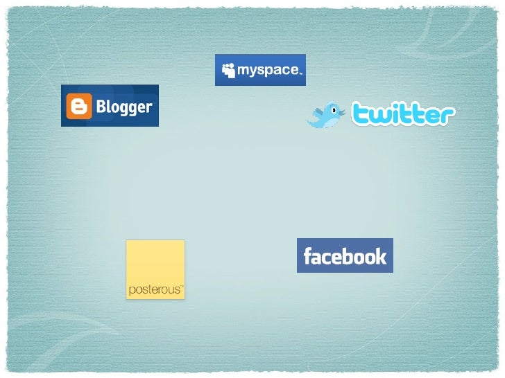 Making Sense of Social Media Slide 2