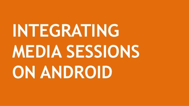 IMPLEMENTING VOICE CONTROL WITH THE ANDROID MEDIA SESSION API ON AMAZ…