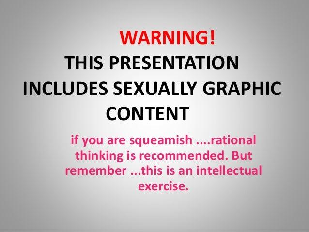 Media, sex, sexual violence and gender Slide 2