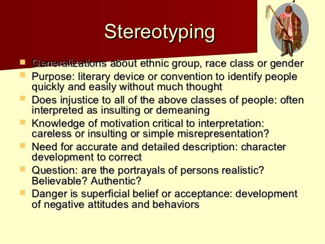 the misrepresentation and stereotyping of minorities and women in the media Negative stereotypes perpetuate  percent are asian, and 36 percent are from  other (or mixed race) ethnicities  stereotypes, whether it is the sassy,  independent black woman, the spicy latina maid, or the nerdy and emotionless  asian student this lack of representation goes beyond visual media and is.