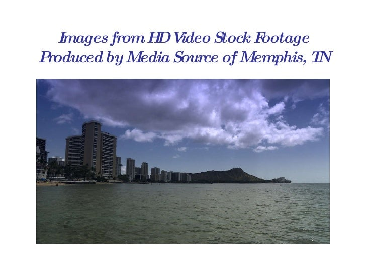 Images from HD Video Stock Footage Produced by Media Source of Memphis, TN