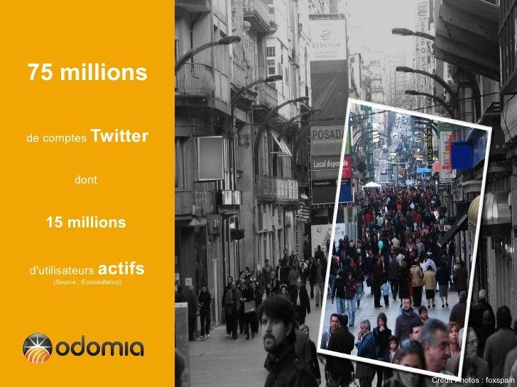Médias Sociaux - Les chiffres à retenir ! Slide 2