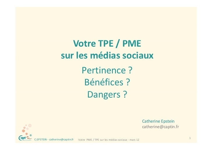 VotreTPE/PME                           V t TPE / PME                        surlesmédiassociaux                    ...