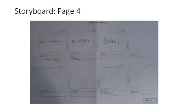 Storyboard: Page 4