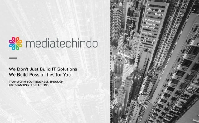 Mediatechindo Company Profile