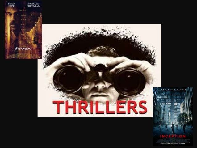 What is a Thriller?  Psycho was directed by Alfred Hitchcock  A novel, play or movie with an exciting plot, typically invo...