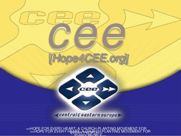 cee <<HOPE FOR EVERY HEART, A CHURCH-PLANTING MOVEMENT FOR <<HOPE FOR EVERY HEART, A CHURCH-PLANTING MOVEMENT FOR EVERY PE...
