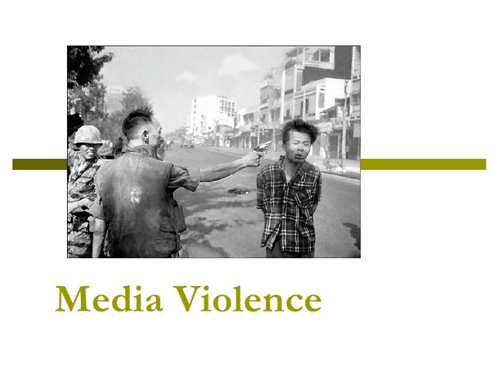 the influence of media violence The influence of media on obesity media influences on behavior other sources of media violence some of them may carry out same violent act that they see in the violent programs and eventually become more disposed to commit acts of violence.