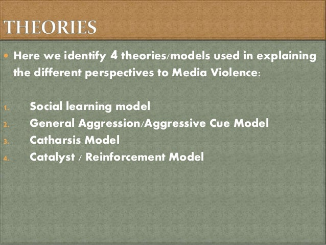 An analysis of the different pressures that causes violence in society
