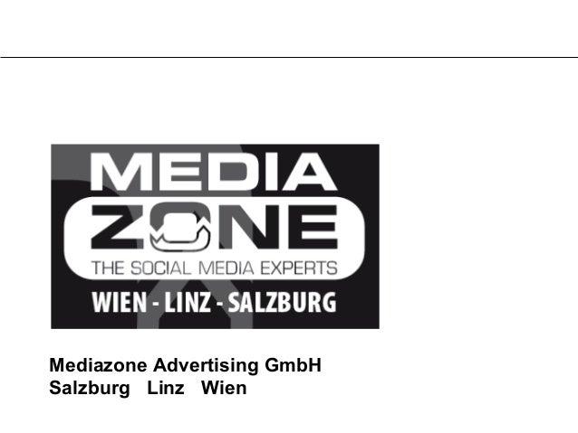 Mediazone Advertising GmbH Salzburg Linz Wien