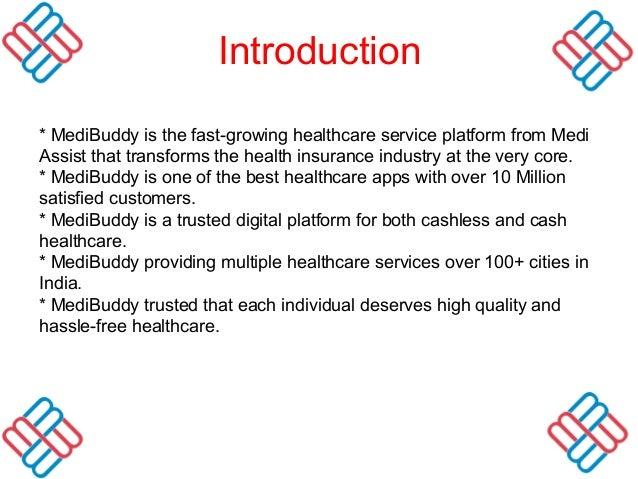 Medi buddy trusted digital platform for healthcare services