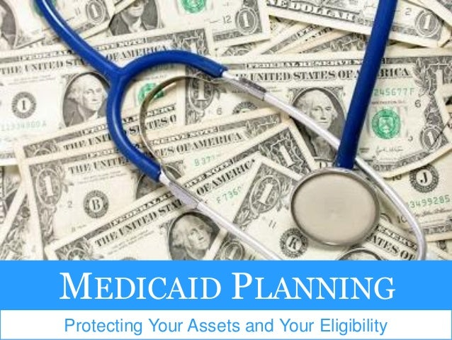528 College Road Greensboro, NC 27410 ❍ Phone: (336) 547-9999 Protecting Your Assets and Your Eligibility MEDICAID PLANNING