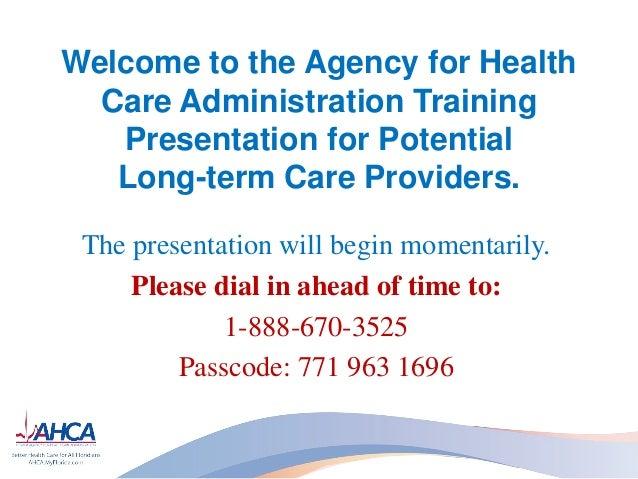 SMMC Long-term Care Provider Webinar: Medicaid Provider