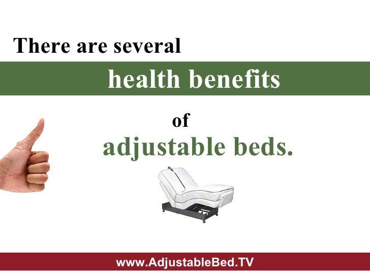 Medical Benefits of Adjustable Beds