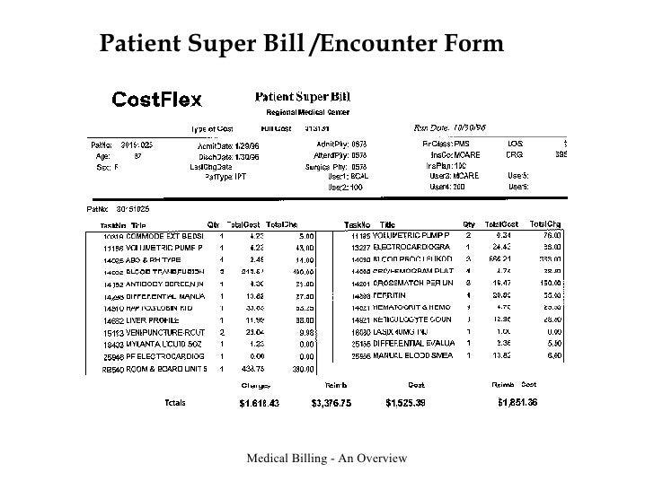Medical Billing 1
