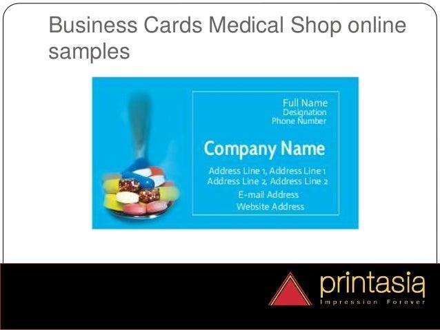 Sample online shop names