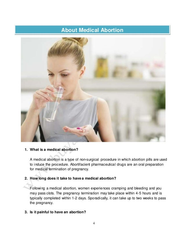 Get Your Questions Cleared About the Medical Abortion