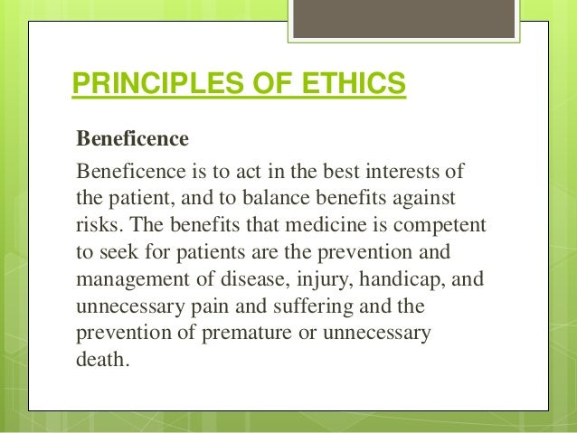 Medical and ethical issues in obstetrics