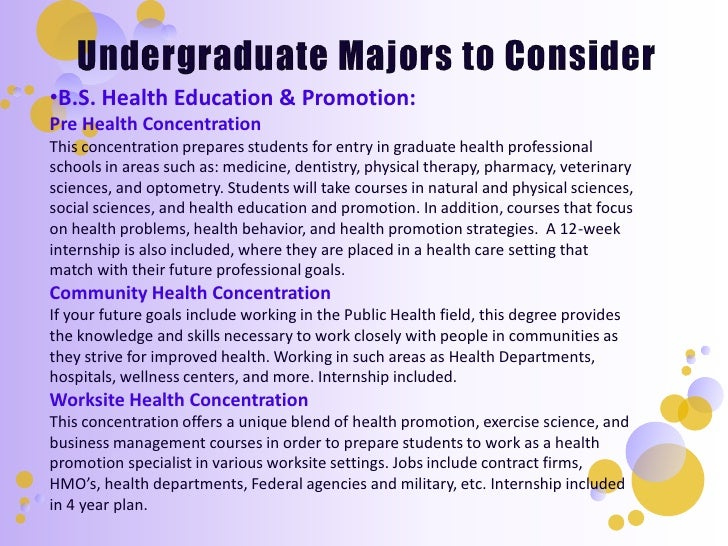 Medical And Health Professions Transfer Orientation