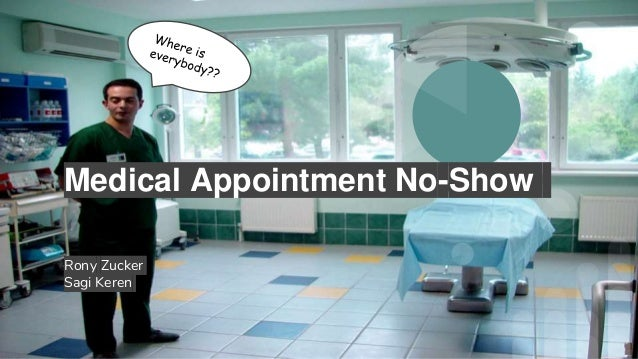 Medical appointments no show