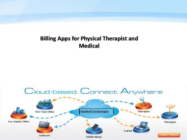 Billing Apps for Physical Therapist and Medical