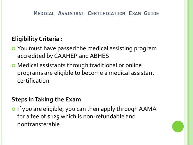 medical assistant certification exam study guide best setting rh ourk9 co Nha Medical Assistant Study Guide Medical Assistant Notes Printable